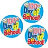 100th Day Of School Stickers