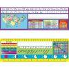 Zaner-Bloser Intermediate Two-Sided Cardstock Desktop Helpers™- Set Of 12