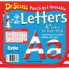 Dr. Seuss™ Punch-Out Reusable Letters - 217 pieces
