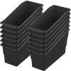 Durable Book And Binder Holders - 12 pack