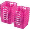 Book Baskets - Square - 12 baskets