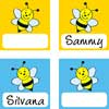 "Good ""Bee-Havior"" Pocket Chart Card Refill"