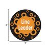 EZ Stick™ Classroom Line-Up Helpers - 36 decals