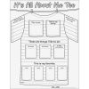 Ready-To-Decorate® All About Me Tee Posters - 24 posters