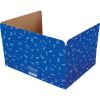 Large Privacy Shields - Set of 12 - Blue - Matte