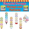Flavorful Scoops  Groups And Partners Banner And Magnets Kit