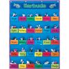 Student Park-And-Store Pocket Chart™ - 1 pocket chart, 46 cards