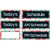 Classroom Scheduling Pocket Chart™ - Black
