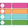 Classroom Scheduling Pocket Chart™ - Black - 1 pocket chart, 37 cards