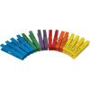 Classroom Management Rainbow Clothespins - 6 Colors