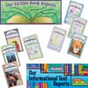 Ready-To-Decorate® 3-D Fiction And Informational Text Report Bulletin Board Kit