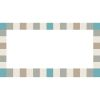 4-Pack Universal Basket And Bin Label Holders With Labels - Shoreline