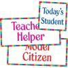 Secret Student Behavior Management System Cards Refill