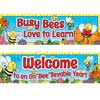 "Ready-To-Decorate® 3-D Welcome To An Un""Bee""lievable Year! Bulletin Board Set"