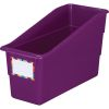 Durable Book and Binder Holder - Single Bin
