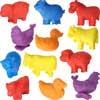 Classroom Manipulatives Kit - Farm Animal Counters
