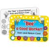 """Bee"" A Good Worker! Earn-And-Return Cards - 70 cards"
