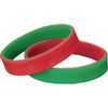 """Express Yourself"" Silicone Bracelets - 24 bracelets"