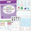 Family Engagement Math Skills - Basic Math Dry Erase Boards