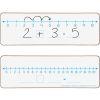 Family Engagement Math Skills - Basic Math Dry Erase Boards - 1 multi-item kit