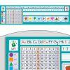 Zaner-Bloser 100 Grid Deluxe Plastic Desktop Helper™ - 18