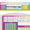 Print Cursive Zaner-Bloser Deluxe Plastic Desktop Helpers™ With 120 Grid