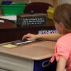 Chalkboard-Style Self-Adhesive Deluxe Plastic Desktop Helpers™ - Primary