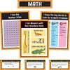 Math Center Work Office Cards - Grade 2 - 30 cards