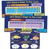 Let's Read A Ruler Posters And Activity Mats