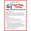 Summer Success Kit - Fourth Grade Transitioning to Fifth Grade - 1 multi-item kit
