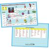 Juegos de mesa: Construye palabras con sAlabas traviesas (Spanish Tricky Syllable Word Building Board Games)