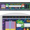 Chameleon Self-Adhesive Deluxe Plastic Desktop Helpers™