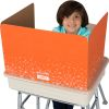 Large Fizz Privacy Shields - Set 12 - Orange - Matte