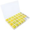 Magnetic letter Tiles And MAGtivity Tins - 4-Student Set