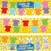 End-Of-Year Countdown Bulletin Board Kit - 3 banners, 32 posters