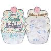 Ready-To-Decorate® Cupcake Birthday Cards