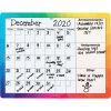 Magnetic Dry Erase Calendar