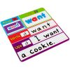 Magnetic Read, Build, And Write Boards, Letters, And Sight Words Deluxe Kit