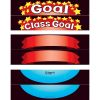Goal Thermometer Pocket Chart Cards And Clothespins Kit