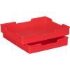 Plastic Trays - Single-Color Set Of 12