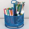 Revolving Supply Organizer  Blue - 1 organizer