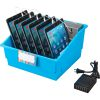 Mobile Storage And Charging Base For 36 Tablets™ - 6 Colors