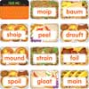 Feed Me – Real And Nonsense Words Chips