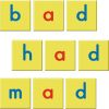 Magnetic Dry Erase Boards With Foam Letter Tiles - 6-Student Pack
