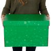 Corrugated Storage Box – Fizz! - Green