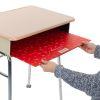 Standard Neon Pop Privacy Shields™  – Set Of 12 – Matte