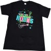 Rock Your School T-Shirt - Extra Extra Large