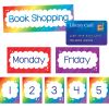Book Shopping Pocket Chart Cards - 58 cards