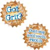 Got GRIT? Stickers  32 Pack