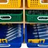 Science Supplies Cart